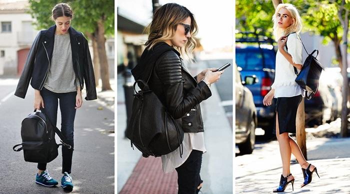 Модные женские рюкзаки 2018-2019